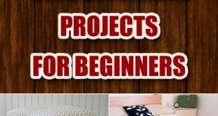 woodwrorking easy project Awesome Small Woodworking Ideas You Can Create Yoursel...