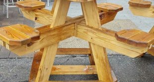Top 10 Easy Woodworking Projects zu machen und zu verkaufen – #Easy #Projects #Sell #table … #WoodWorking