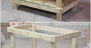 50 DIY Home Decor und Möbelprojekte, die Sie aus 2X4s - DIY & Crafts machen kö...