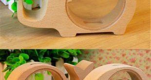 50 coole Sparschweine und Sparbüchsen für Kinder, die Erwachsene auch lieben würden #woodworkingfor … #WoodWorking