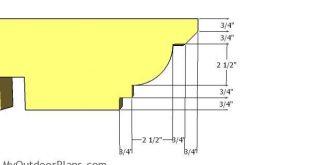 8x10 Pergola Plans - Free DIY Guide | MyOutdoorPlans | Free Woodworking Plans an...