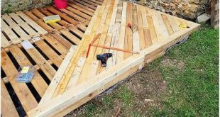 Best and Cheapest Wood Pallet Recycling Ideas