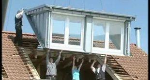 Das SPS-Team baut Ihre neuen Dachgauben in nur einem Tag in das Dach Ihres Hause...