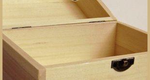 Holzkiste selber bauen - Obwohl die meisten Holzkisten sehr einfach aufgebaut si...