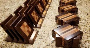 Kleine Holzprojekte Einfach. 381137321 #diywoodprojects #woodwork #WoodWorking