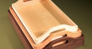 Nesting Trays Project Download