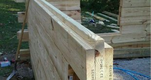 Sam's tongue & grove Global Paradise building projects :o) #WoodWorking