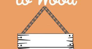 Wie wir Wärmeübertragungsvinyl auf Holz gebügelt haben: Das hat mit dem Standard-H